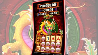 new slot machine Jinse Dao Dragon