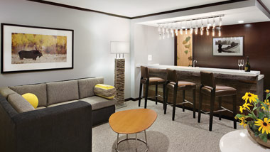 Granite Living Room Suite - living room/bar